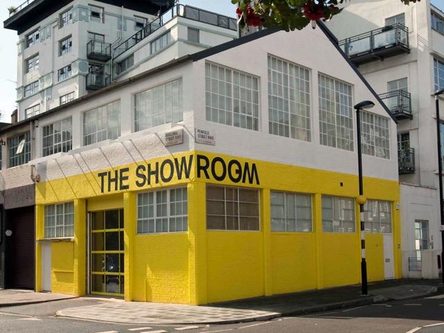 The Showroom, Penfold Street, London. Photo: Daniel Brooke