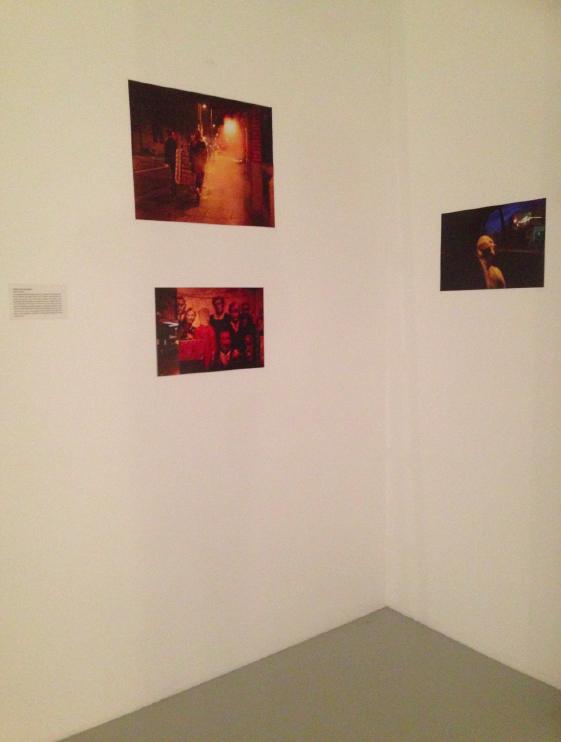 "//""Where the wave broke"", photo exhibition by Danae Economou"