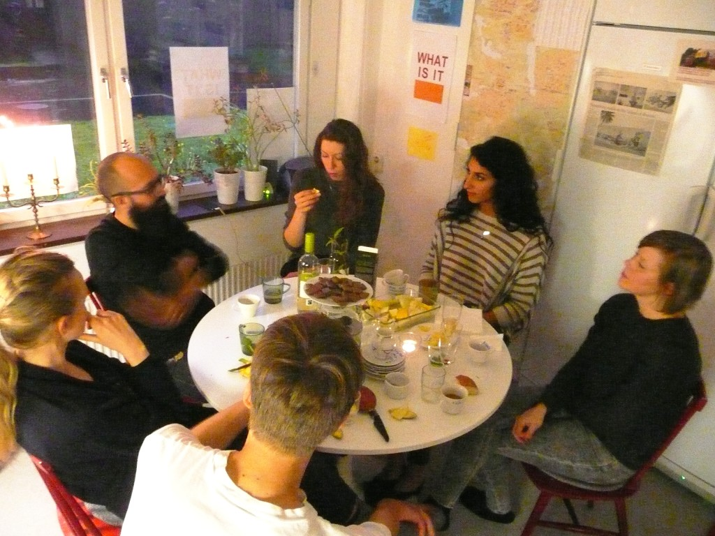 DISHCOURSE #2 in Fittja, Stockholm / May 2015