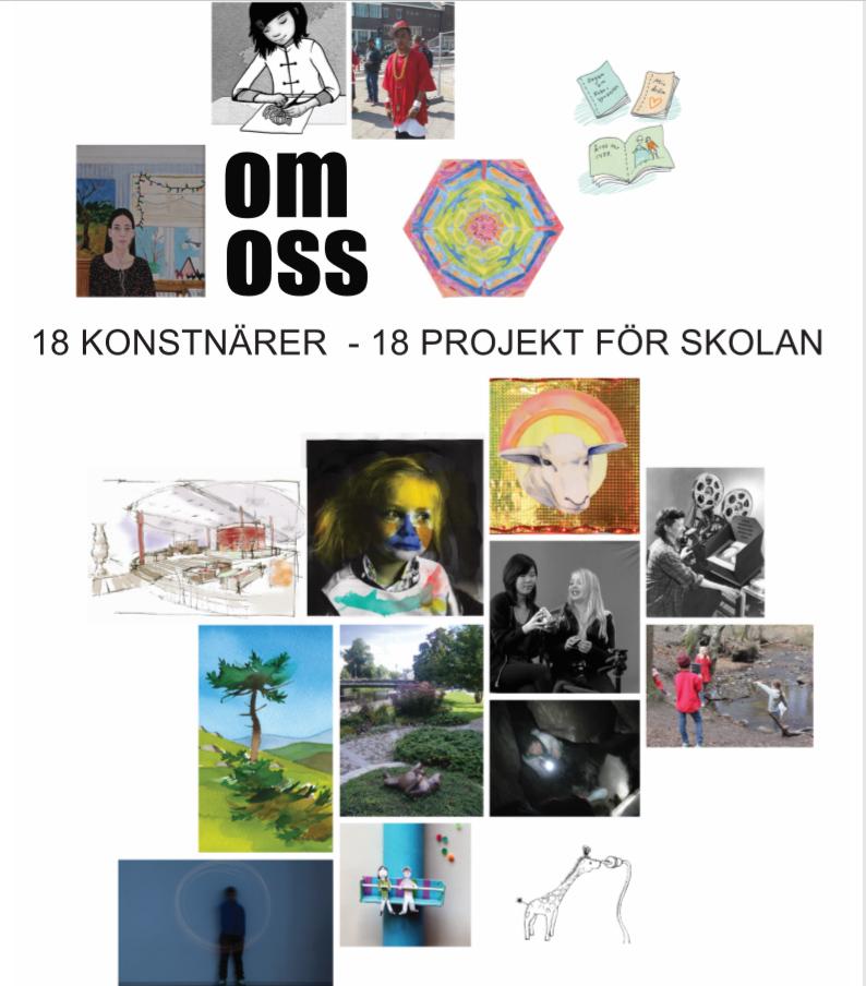 18 konstnärer